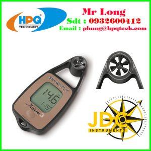 Máy đo gió cầm tay JDC