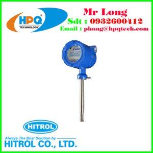 Đồng hồ đo lưu lượng Lưu lượng kế nhiệt