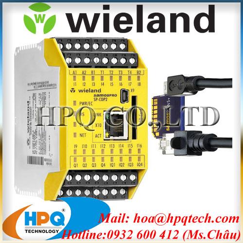 Rơ le an toàn Wieland